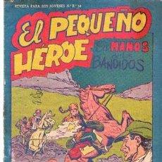 Tebeos: EL PEQUEÑO HEROE (MAGA) Nº 77. Lote 86537264