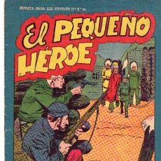 Tebeos: EL PEQUEÑO HEROE (MAGA) Nº 78. Lote 86537368