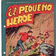 Tebeos: EL PEQUEÑO HEROE (MAGA) Nº 81. Lote 86537584