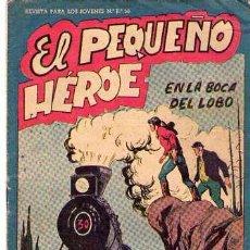 Tebeos: EL PEQUEÑO HEROE (MAGA) Nº 19. Lote 86537960
