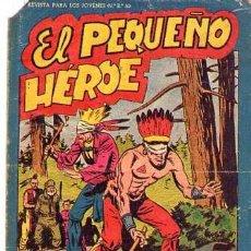 Tebeos: EL PEQUEÑO HEROE (MAGA) Nº 72. Lote 86538204