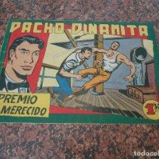 Tebeos: PACHO DINAMITA - NUMERO 138 - ULTIMO DE LA COLECCION - ORIGINAL. Lote 86548820