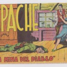 Giornalini: APACHE Nº 31. MAGA 1956.. Lote 86575712