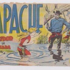 Tebeos: APACHE Nº 48. MAGA 1956.. Lote 102571248