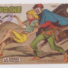 Tebeos: APACHE 2ª PARTE Nº 25. MAGA 1967.. Lote 86578900