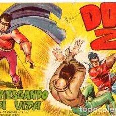 Tebeos: DON Z (MAGA) Nº 2. Lote 86882520