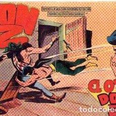 Tebeos: DON Z (MAGA) Nº 34. Lote 86885020