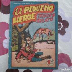 Tebeos: EL PEQUEÑO HEROE 110. Lote 87352212