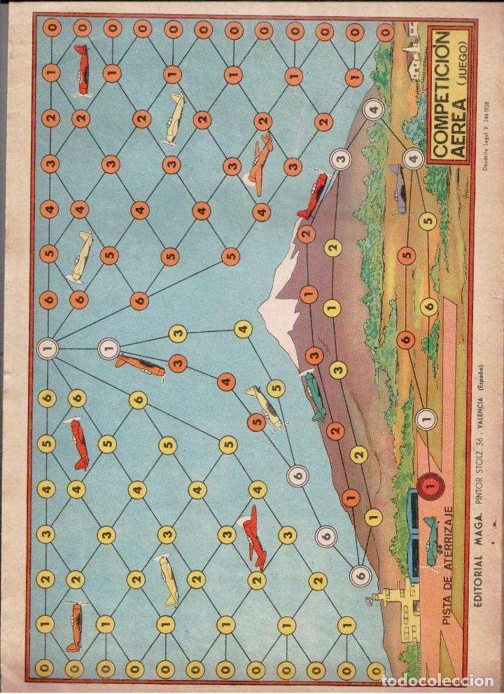 Tebeos: EXTRAORDINARIO DE VACACIONES DE PANTERA NEGRA Y FLECHA ROJA 1965 -ORIGINAL- - Foto 2 - 87385900