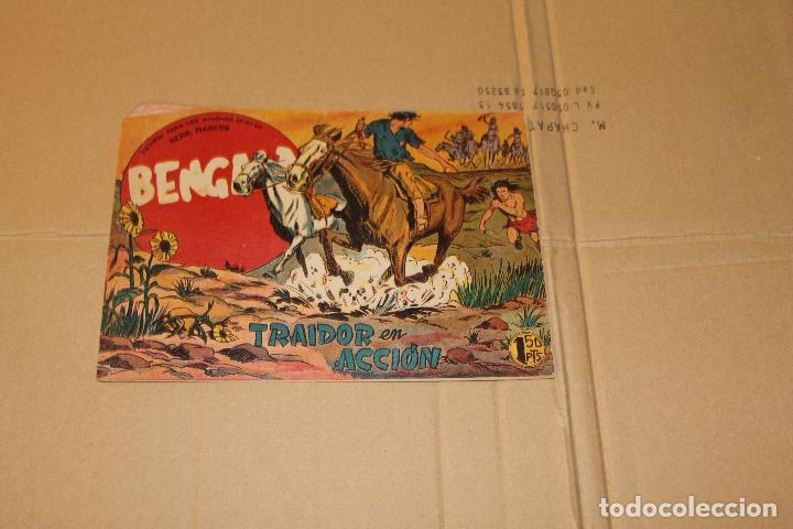 BENGALA Nº 4, EDITORIAL MAGA (Tebeos y Comics - Maga - Bengala)
