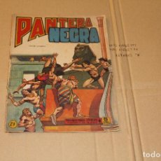 Tebeos: PANTERA NEGRA REVISTA Nº 27, EDITORIAL MAGA. Lote 87808768