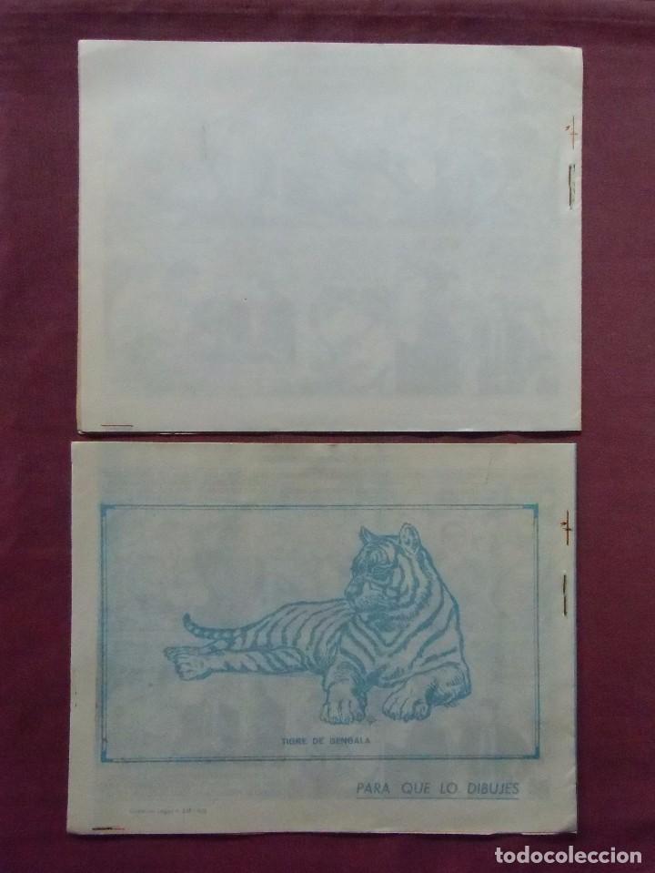 Tebeos: TEBEOS.AS DEL DEPORTE,Nº 21(2)Uno con error de impresión en portada. - Foto 2 - 87858876