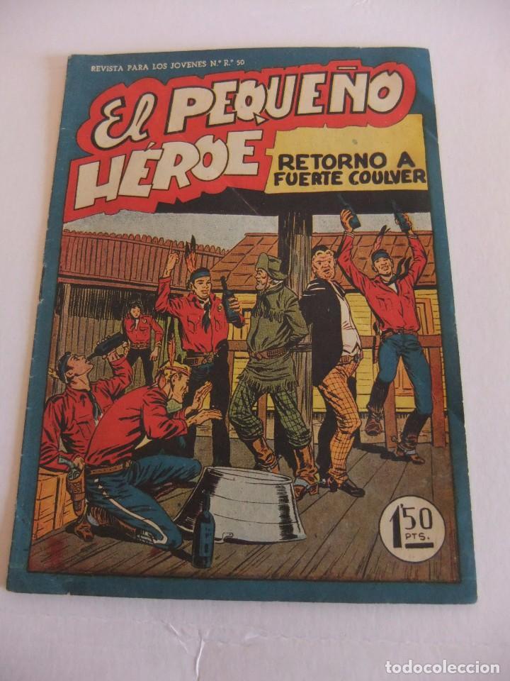 EL PEQUEÑO HEROE Nº 45 EDITORIAL MAGA (Tebeos y Comics - Maga - Pequeño Héroe)