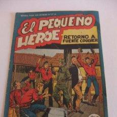 Tebeos: EL PEQUEÑO HEROE Nº 45 EDITORIAL MAGA. Lote 88104688