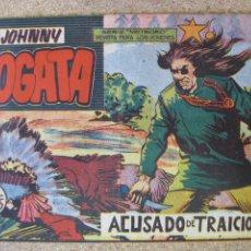 Tebeos: JOHNNY FOGATA Nº51 - MAGA. Lote 88107644