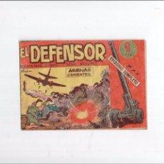 Tebeos: EL DEFENSOR Nº 4 -ORIGINAL-. Lote 88352464