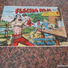 Tebeos: FLECHA ROJA - NUMERO 79 - ULTIMO DE LA COLECCION - PERFECTO - ORIGINAL. Lote 88673888