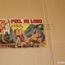 Tebeos: PIEL DE LOBO Nº 1, EDITORIAL MAGA. Lote 88856720