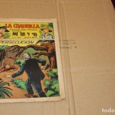 Livros de Banda Desenhada: LA CUADRILLA, MI TIO Y YO Nº 49(ÚLTIMO NÚMERO DE LA COLECCIÓN), EDITORIAL MAGA. Lote 88861476