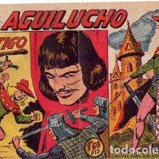 BDs: EL AGUILUCHO (MAGA) Nº 59. Lote 88869456