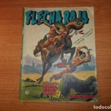 Tebeos: FLECHA ROJA REVISTA Nº 16 EDITORIAL MAGA . . Lote 88937564