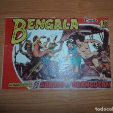 Tebeos: BENGALA Nº 8 2 ª PARTE EDITORIAL MAGA ORIGINAL . Lote 89086764