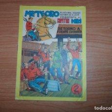 Tebeos: EL CAPITAN MIKI , EL PEQUEÑO HEROE Nº 45 ORIGINAL EDITORIAL MAGA 1964. Lote 89088280
