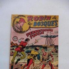 Tebeos: ROBIN DE LOS BOSQUES Nº 12 EDITORIAL FERMA ORIGINAL. Lote 89726832