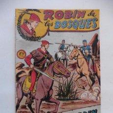 Tebeos: ROBIN DE LOS BOSQUES Nº 13 EDITORIAL FERMA ORIGINAL. Lote 89726972