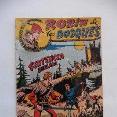 Tebeos: ROBIN DE LOS BOSQUES Nº 14 EDITORIAL FERMA ORIGINAL. Lote 89727048