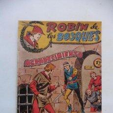 Tebeos: ROBIN DE LOS BOSQUES Nº 15 EDITORIAL FERMA ORIGINAL. Lote 89727104