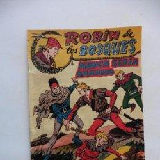 Tebeos: ROBIN DE LOS BOSQUES Nº 16 EDITORIAL FERMA ORIGINAL. Lote 89727180