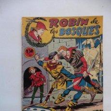 Tebeos: ROBIN DE LOS BOSQUES Nº 17 EDITORIAL FERMA ORIGINAL. Lote 89727268