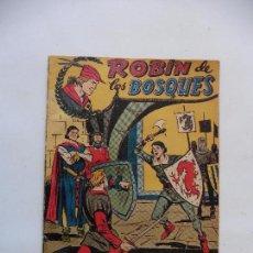 Tebeos: ROBIN DE LOS BOSQUES Nº 22 EDITORIAL FERMA ORIGINAL. Lote 89727416