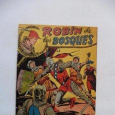 Tebeos: ROBIN DE LOS BOSQUES Nº 36 EDITORIAL FERMA ORIGINAL. Lote 89727588
