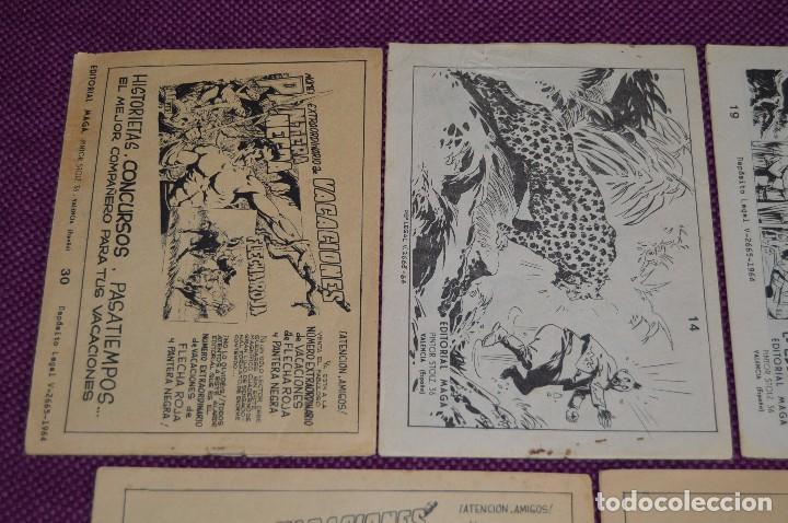 Tebeos: LOTE DE 5 NÚMEROS - SAHIB TIGRE - EDITORIAL MAGA - ANTIGUO Y ORIGINAL - HAZME UNA OFERTA - Foto 6 - 90825940