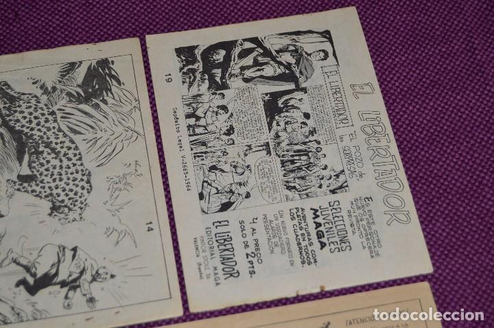 Tebeos: LOTE DE 5 NÚMEROS - SAHIB TIGRE - EDITORIAL MAGA - ANTIGUO Y ORIGINAL - HAZME UNA OFERTA - Foto 9 - 90825940