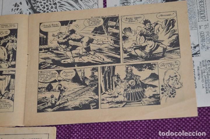 Tebeos: LOTE DE 5 NÚMEROS - SAHIB TIGRE - EDITORIAL MAGA - ANTIGUO Y ORIGINAL - HAZME UNA OFERTA - Foto 10 - 90825940
