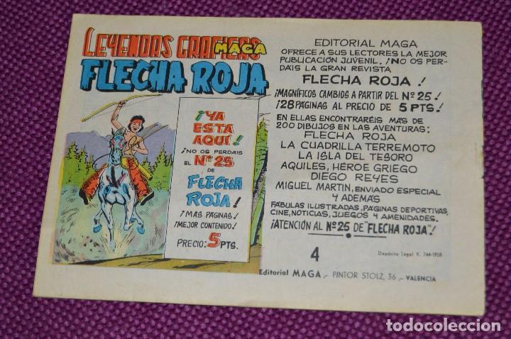 Tebeos: LOTE DE 2 NÚMEROS - PANTERA NEGRA - EDITORIAL MAGA - ANTIGUO Y ORIGINAL - HAZME UNA OFERTA - Foto 5 - 90826320