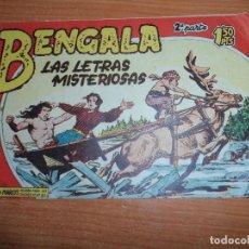 Tebeos: BENGALA Nº 32 2 ª PARTE EDITORIAL MAGA ORIGINAL . Lote 90829610