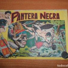 Tebeos: PANTERA NEGRA Nº 1 ORIGINAL EDITORIAL MAGA . Lote 90850345