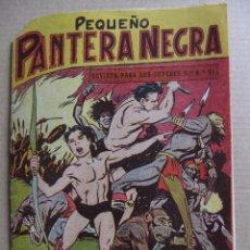 Tebeos: PEQUEÑO PANTERA NEGRA Nº 66 EDITORIAL MAGA LLEVA POSTER DE APACHE. Lote 90953025