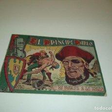 Tebeos: EL PRÍNCIPE PABLO, AÑO 1.953. Nº 23. ORIGINAL. DIBUJANTE L. ORTIZ. EDITORIAL MAGA. Lote 91034030