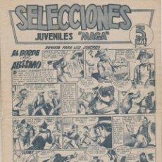 Tebeos: SELECCIONES JUVENILES MAGA Nº 2.. Lote 91612470