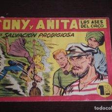 Tebeos: COMIC O TEBEO, TONY Y ANITA Nº141. Lote 92165570