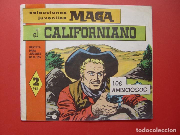REVISTA EL CALIFORNIANO (Nº 42) (MAGA-1965) ¡ORIGINAL! ¡COLECCIONISTA! (Tebeos y Comics - Maga - Otros)