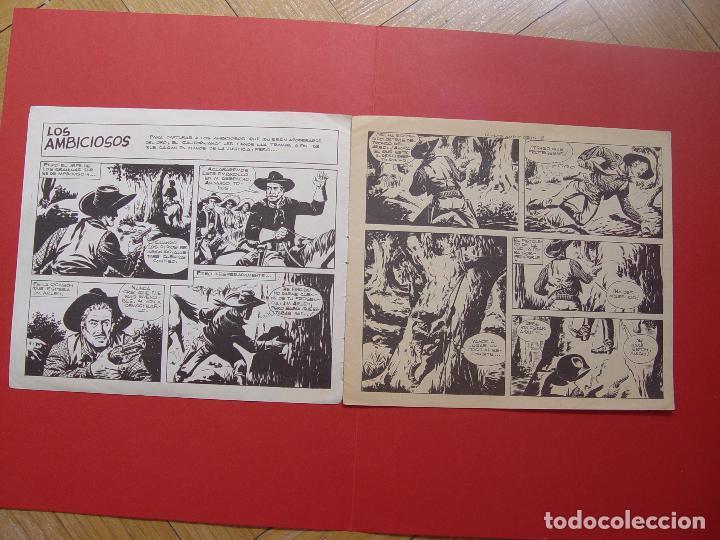 Tebeos: Revista EL CALIFORNIANO (nº 42) (Maga-1965) ¡ORIGINAL! ¡COLECCIONISTA! - Foto 3 - 92724195