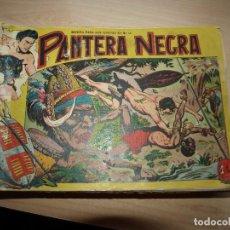 Tebeos: PANTERA NEGRA - COLECCIÓN COMPLETA - COMPUESTA DE 54 NÚMEROS - ORIGINAL. - MAGA. Lote 92750305