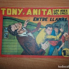 Tebeos - TONY Y ANITA Nº 32 EDITORIAL MAGA 1960 ORIGINAL - 92853905