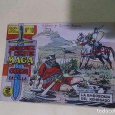 Livros de Banda Desenhada: LA EMBOSCADA DEL RENEGADO Nº10.. Lote 93079835